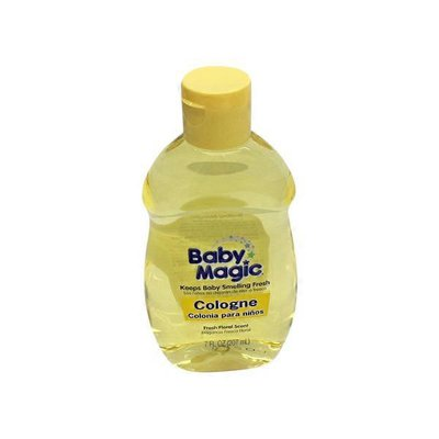 Baby Magic Cologne, Fresh Floral Scent