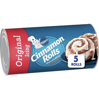 Pillsbury Original Icing Cinnamon Rolls