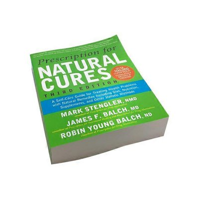 Nutri Books Prescription for Natural Cures Book