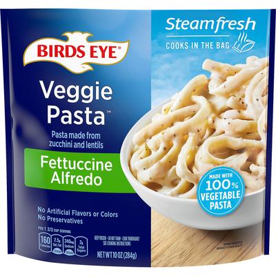 Birds Eye Veggie Pasta, Fettuccine Alfredo