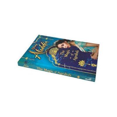 SFI Readerlink Disney Aladdin: The Magic of Agrabah Hardcover