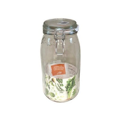 96 Ounce Super Clamp Jars