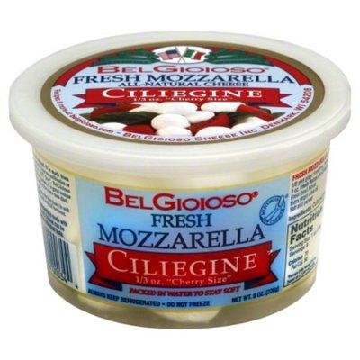 BelGioioso Mozzarella, Fresh, Ciliegine