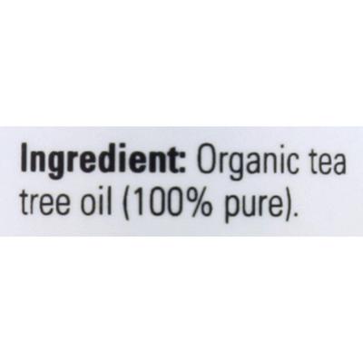 Now Essential Oils, Organic, Tea Tree