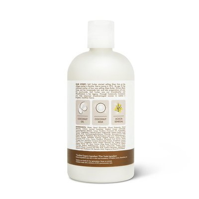 SheaMoisture Daily Hydration Shampoo 100% Virgin Coconut Oil