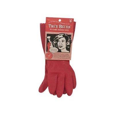True Blue Kitchen Gloves Small Red