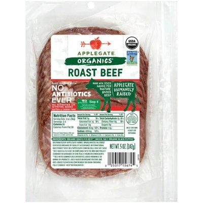 Applegate Roast Beef