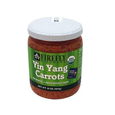 Firefly Kitchens Yin Yang Carrots