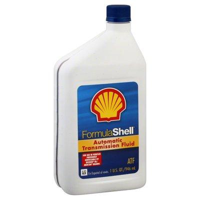 Formula Shell Automatic Transmission Fluid