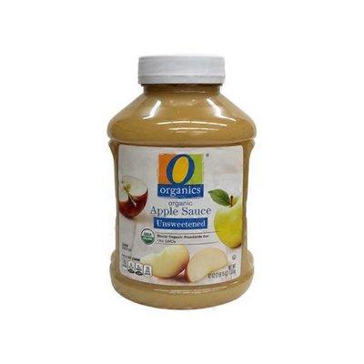 O Organics Apple Sauce, Organic, Unsweetened
