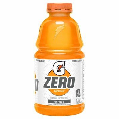 Gatorade Orange Zero Sugar Thirst Quencher