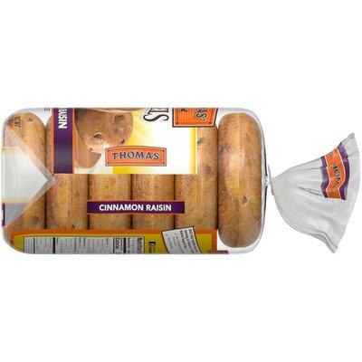 Thomas' Cinnamon Raisin Pre-Sliced Bagels