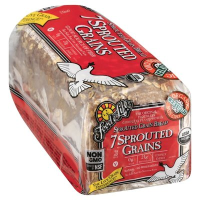Food for Life 7 Sprouted Grains Bread