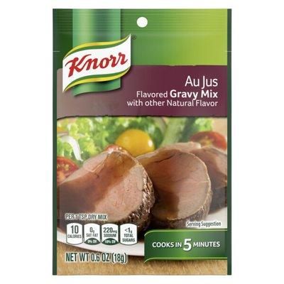 Knorr Gravy Mix Au Jus