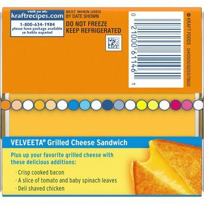 Kraft Velveeta Original Flavored Cheese
