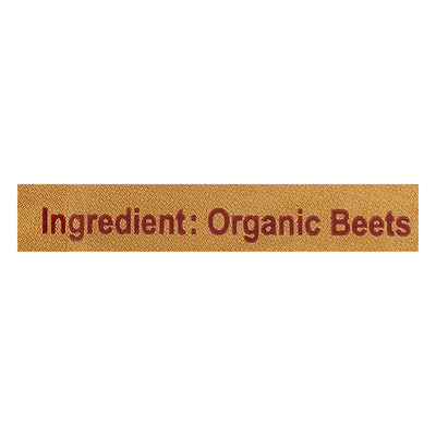 Love Beets Organic Cooked Beets