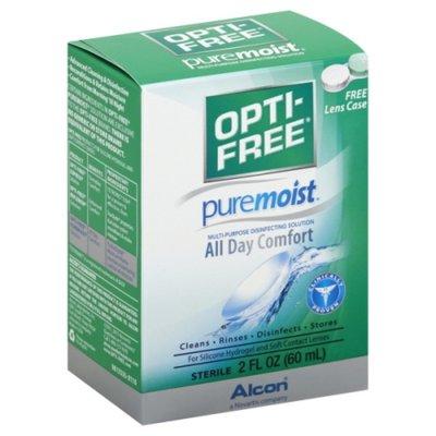 OPTI-FREE Disinfecting Solution, Multi-Purpose