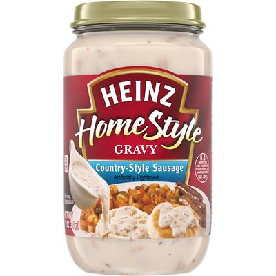 Heinz Country-Style Sausage Gravy