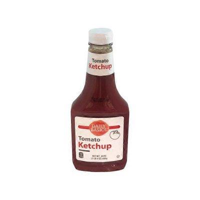 Daily Basics Tomato Ketchup