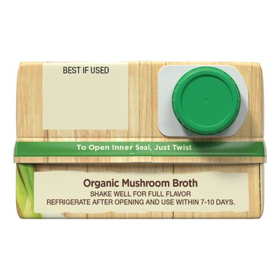 Pacific Organic Mushroom Broth