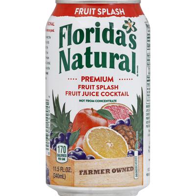Florida's Natural Fruit Juice Cocktail, Fruit Splash