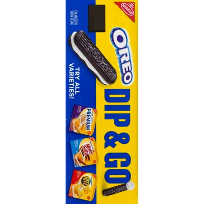 Nabisco Handi-Snacks Oreo Cookie Sticks 'n Creme Dip