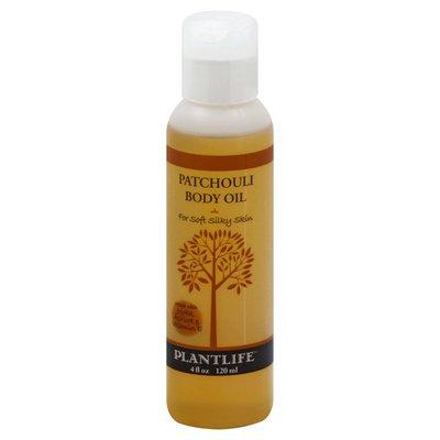 Plantlife Body Oil, Patchouli