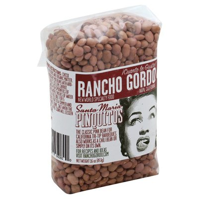 Rancho Gordo Pinquitos, Santa Maria