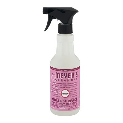 Mrs. Meyer's Clean Day Clean Day Multi-Surface Everyday Cleaner Cranberry Scent