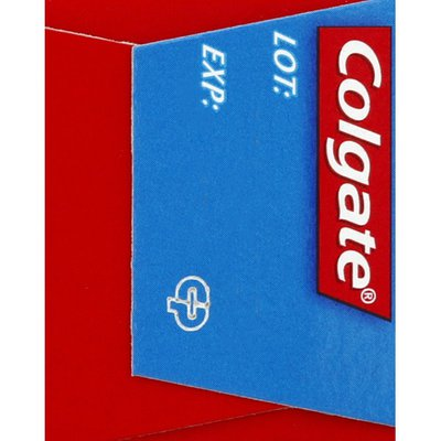 Colgate Cavity Protection Great Regular Flavor Toothpaste