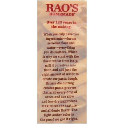 Rao's Homemade Penne Rigate Macaroni Product