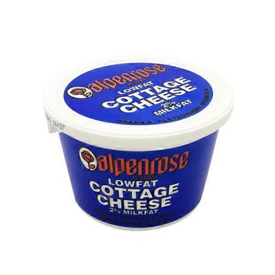 Alpenrose Lowfat Cottage Cheese