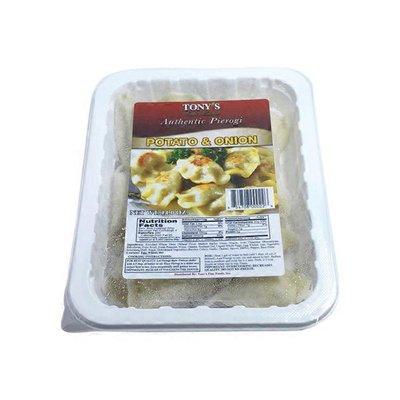 Tony's Potato & Onion Pierogi