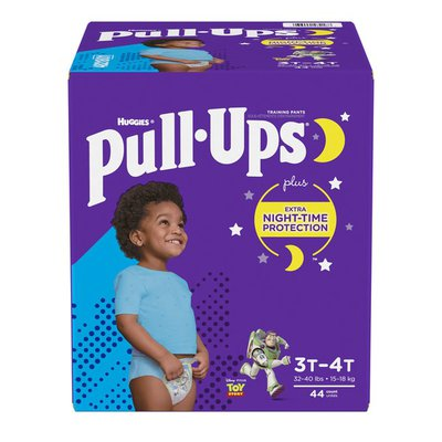 Pull-Ups Night-Time Boys' Training Pants