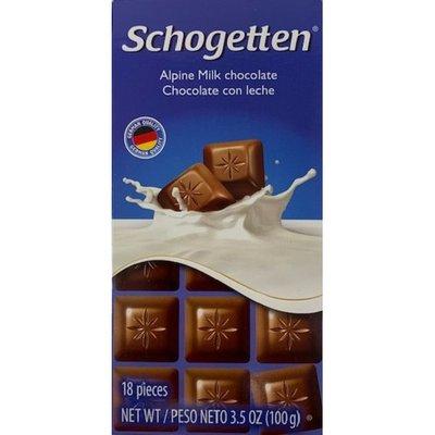 Trumpf Schogetten Alpine Milk Chocolate