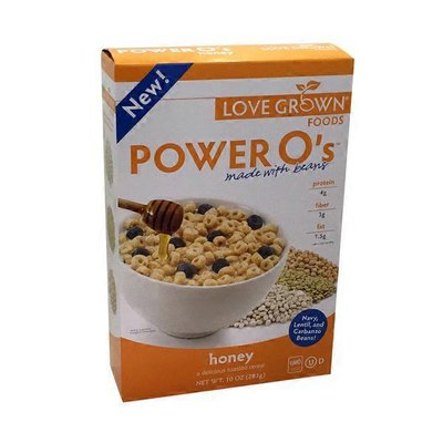 Love Grown Power O's Toasted Cereal