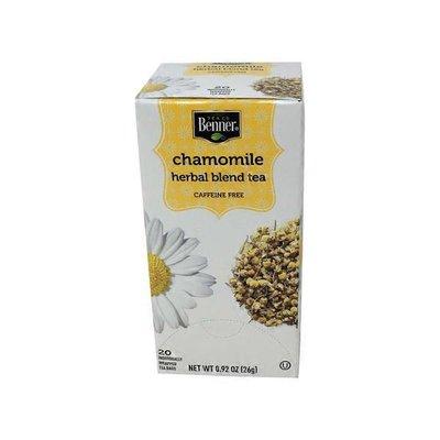 Benner Chamomile Tea
