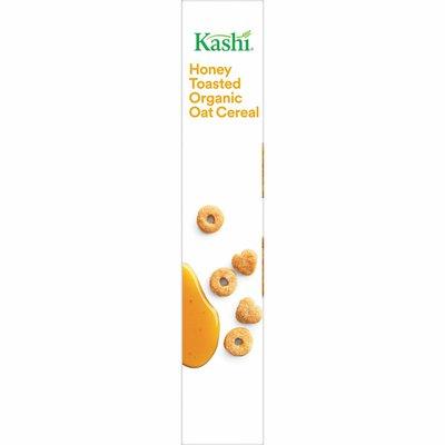 Kellogg's Kashi Breakfast Cereal, Vegetarian Protein, Organic Cereal, Honey Toasted Oat