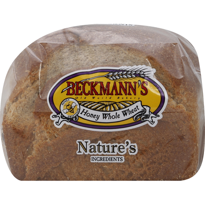 Beckmann's Bread, Honey Whole Wheat