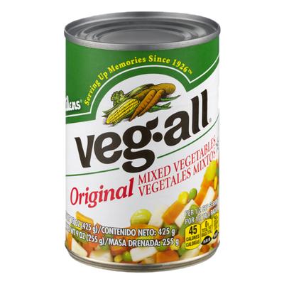 Veg-All Original Mixed Vegetables