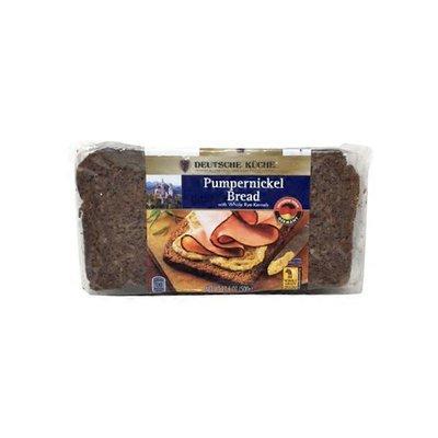 Deutsche Kuche German Pumpernickel Bread