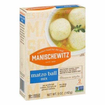 Manischewitz Matzo Ball Mix, Classic Style