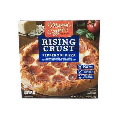 Mama Cozzi's Pizza Kitchen Pepperoni Rising Crust Pizza