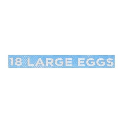 Essential Everyday Eggs, Fresh, Large