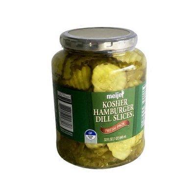 Meijer Hamburger Dill Slices