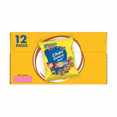 Keebler - Chips Deluxe Cookies Rainbow