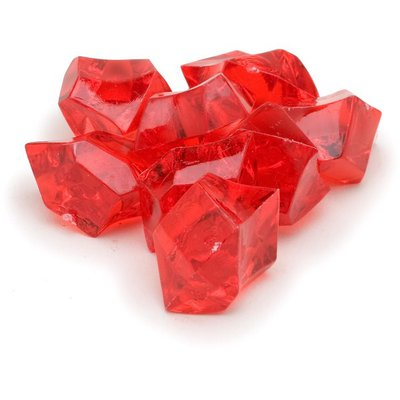 Petco Gravel Accents - Red Jewels