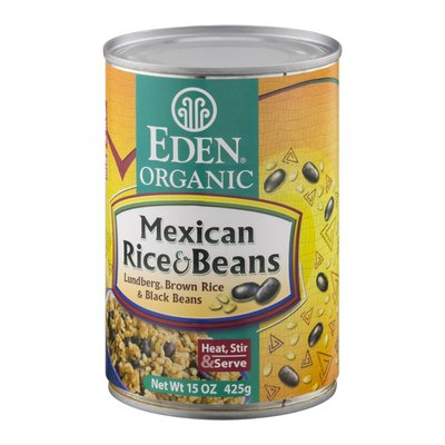 Eden Foods Organic Mexican Rice & Beans