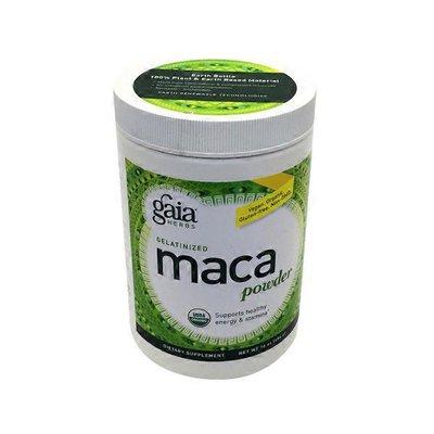 Gaia Herbs DailyWellness Gelatinized Maca Powder