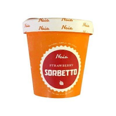 Naia Strawberry Sorbetto